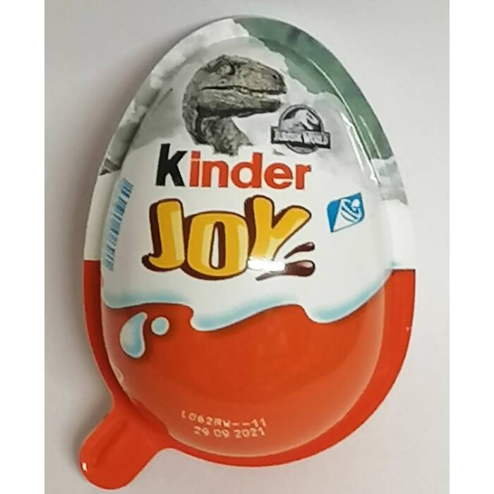 Kinder Joy Jurassic World 20g