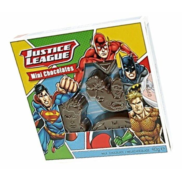 Steenland Justice League Mini Tejcsokoládék 40g