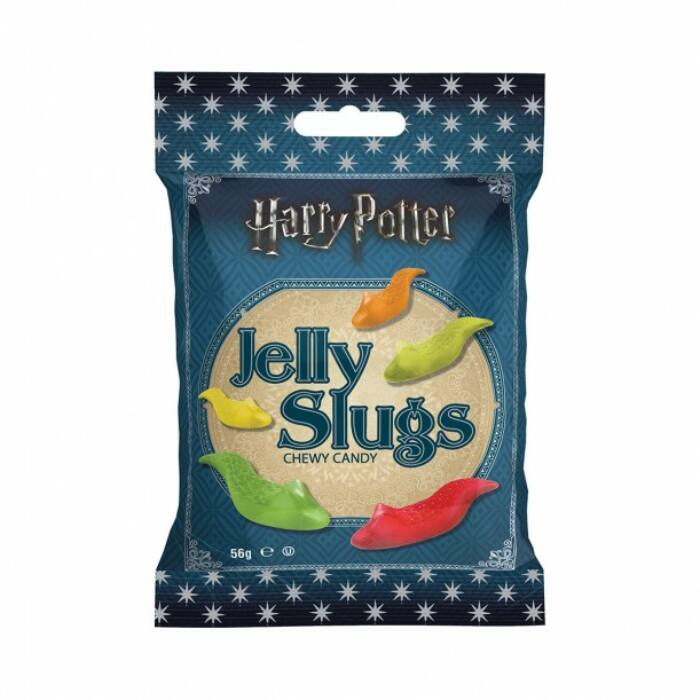 Jelly Belly Harry Potter Slugs (Meztelen csigák) Gumicukor 56g