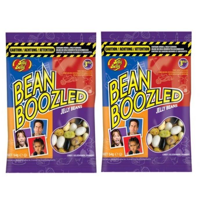 Jelly Belly Bean Boozled utántöltő csomag (2db 54g-os)