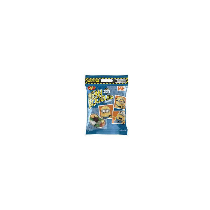 Jelly Belly Minions Bean Boozled (Furcsa ízek) utántöltő 54g