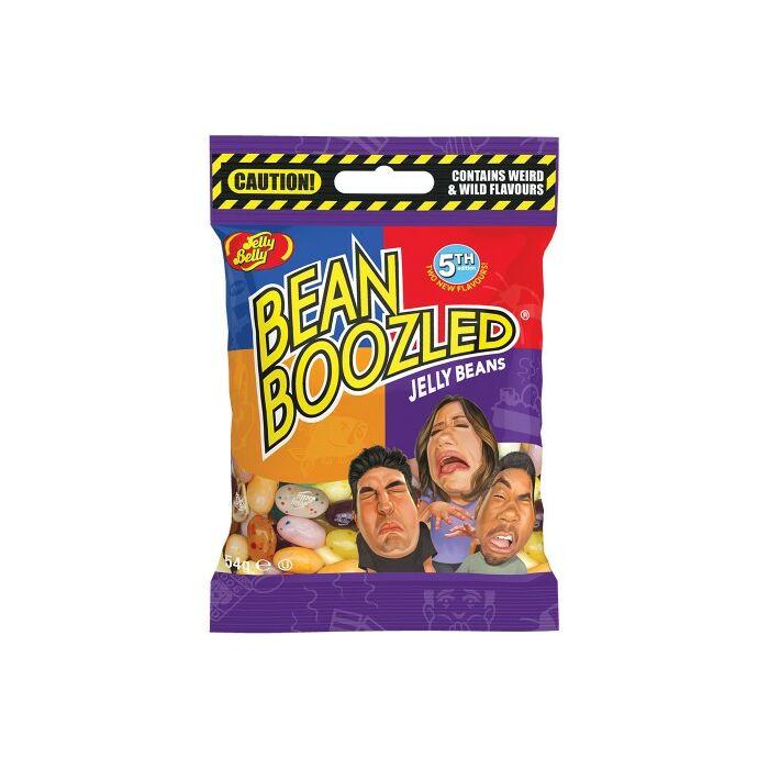 Jelly Belly Bean Boozled (Furcsa ízek) Új 5.generációs utántöltő 54g