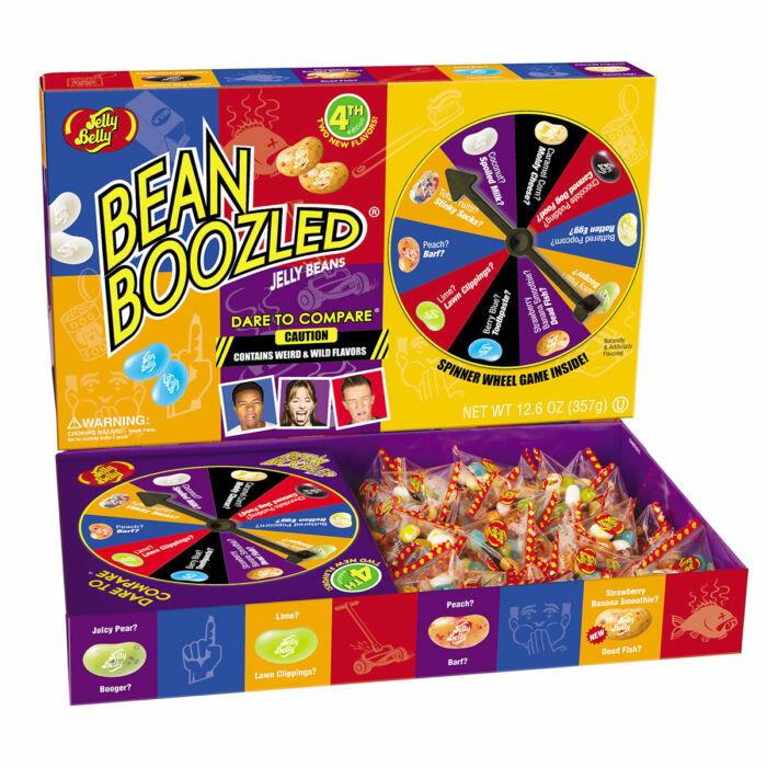 Jelly Belly Bean Boozled Mega Jumbo Játék 357g