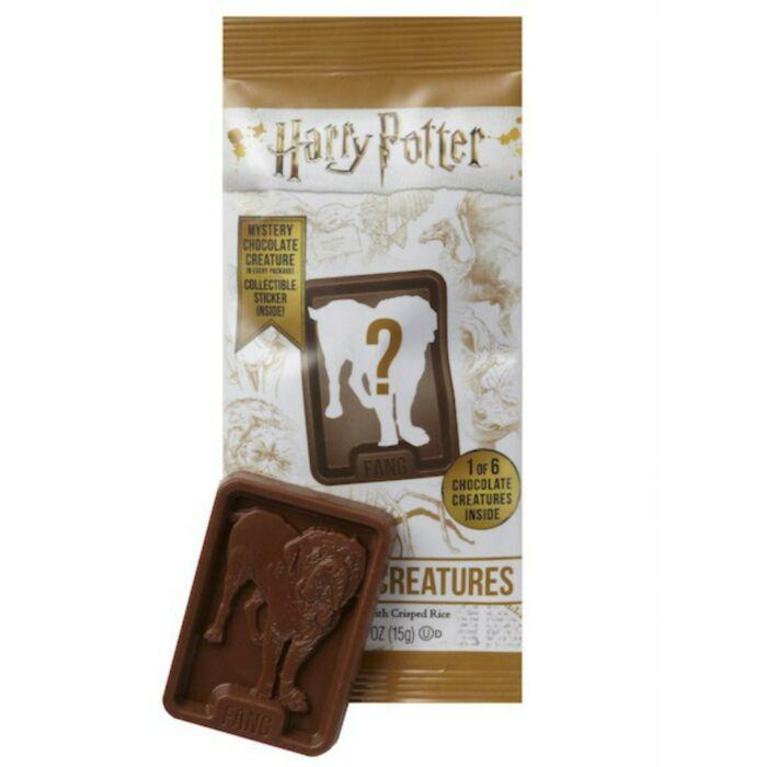 Jelly Belly Harry Potter Csodálatos Csokoládé Állatok Gyűjthető matricával 15g