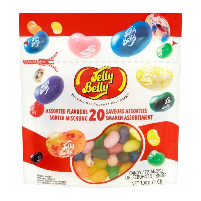 Jelly Belly 20 féle íz válogatás 100g