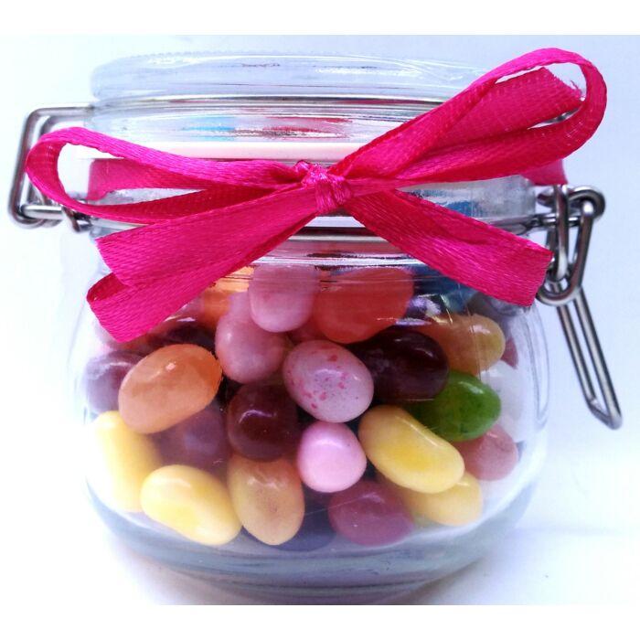 Jelly Belly Kimért 50 íz Csatos Üvegben 150g