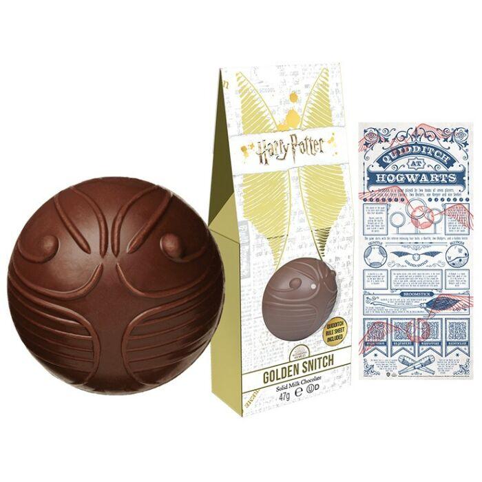 Jelly Belly Harry Potter Tejcsokoládé  Aranycikesz 47g