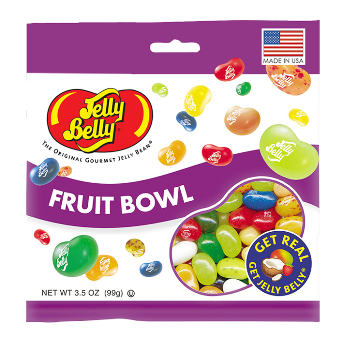 Jelly Belly Fruit Mix 100g