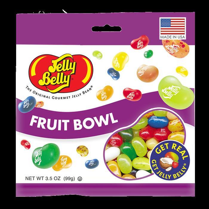 Jelly Belly Fruit Mix 100g