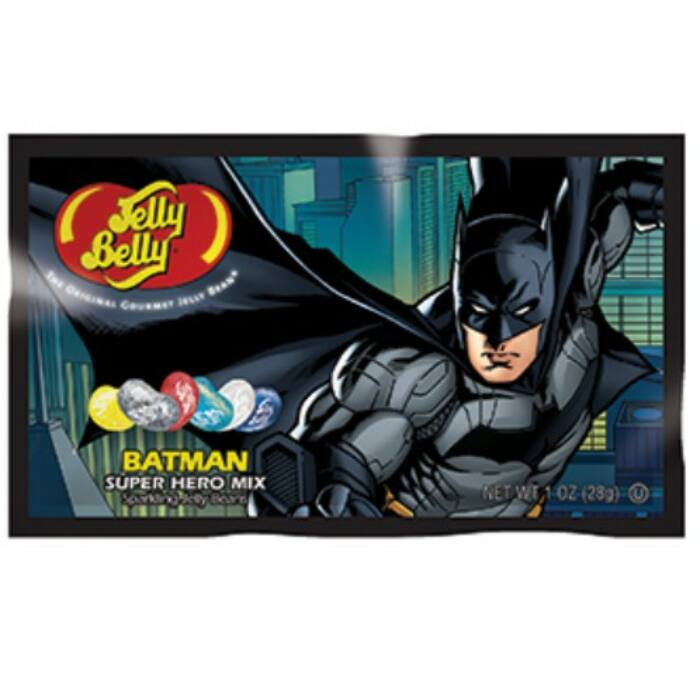 Jelly Belly Batman Super Hero 28g