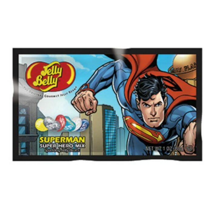 Jelly Belly Superman  Super Hero 28g
