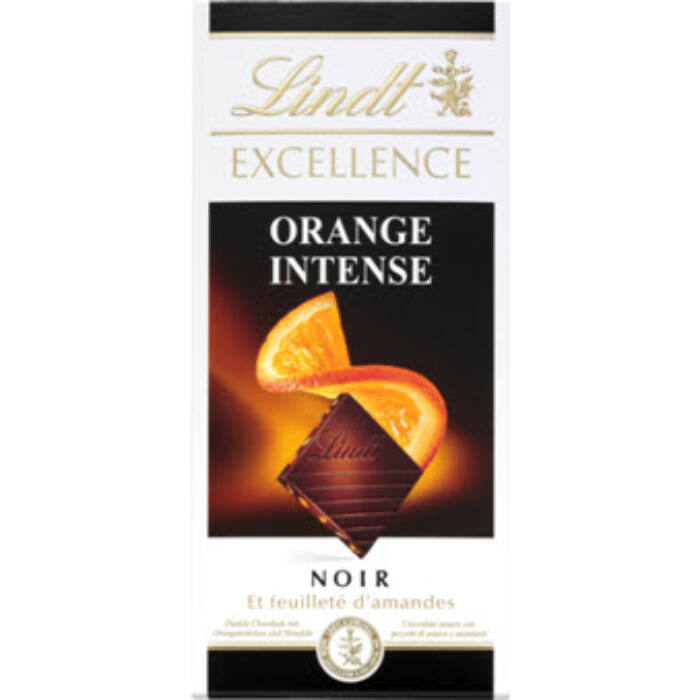 Lindt Creation Dark Orange 100g