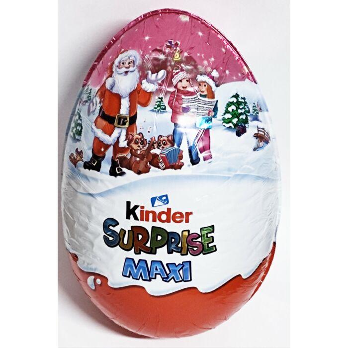 Kinder Karácsonyi Óriás Meglepetés Tojás Lány 220g