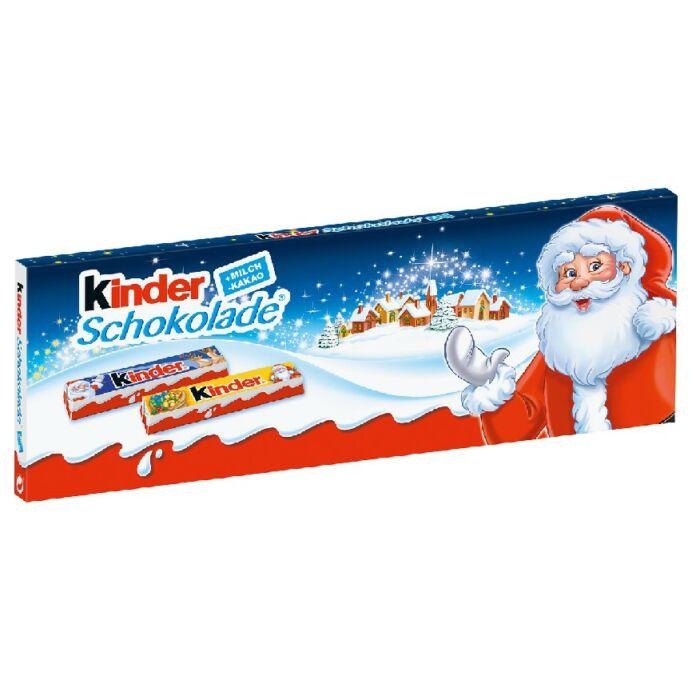 Kinder Karácsonyi Csokoládé 12x12,5g 150g