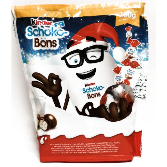 Kinder Karácsonyi Schoko-Bons 200g