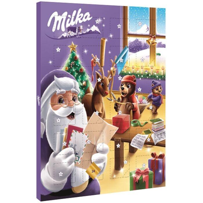Milka Adventi Kalendárium 90g