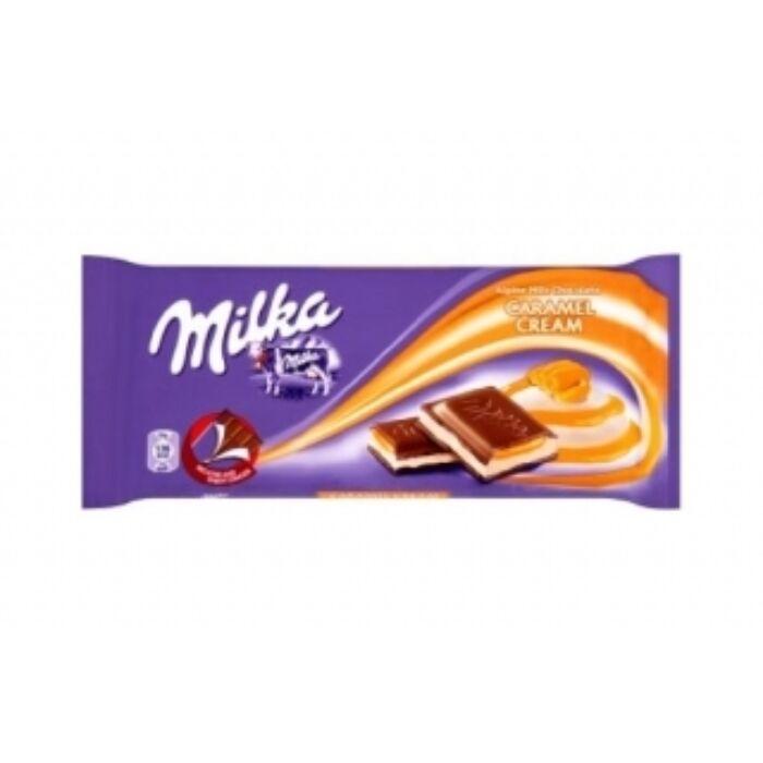 Milka Caramel tejcsoki 100g