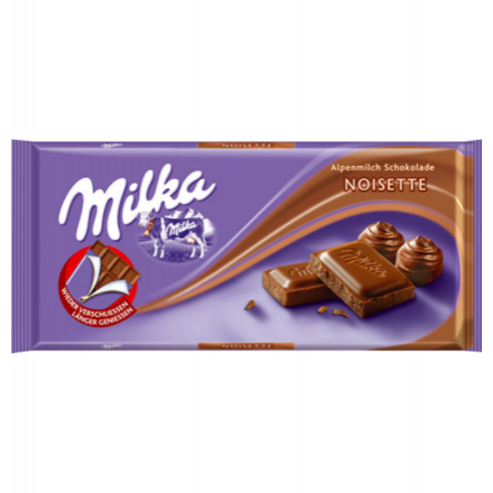 Milka Noisette csoki 100g