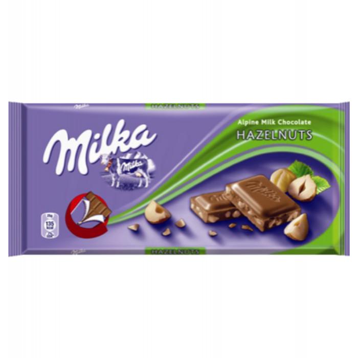 Milka Törtmogyorós csoki 100g