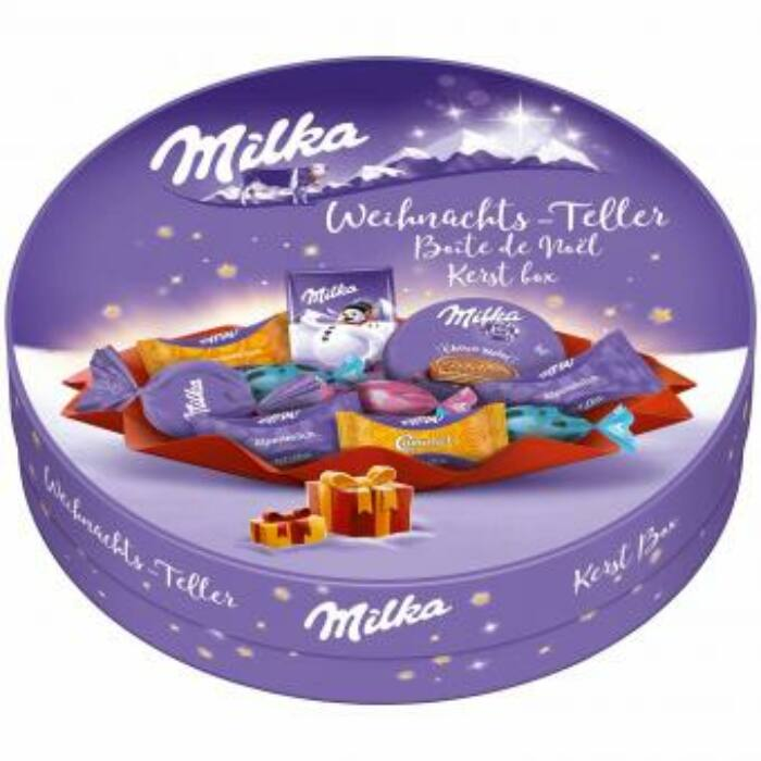 Milka Christmas Box 202g