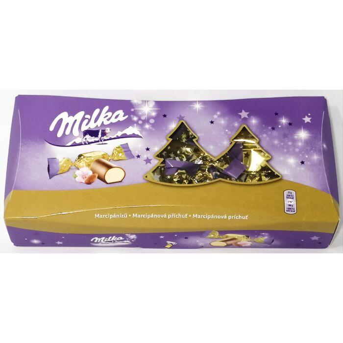 Milka Marcipán Ízű Alpesi Tejcsokoládé Szaloncukor 310g