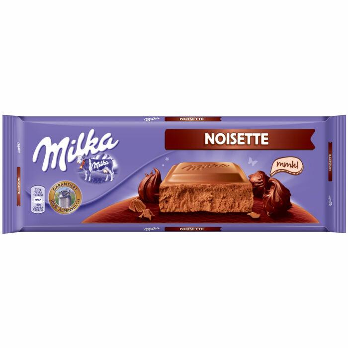 Milka Noisette csoki 270g