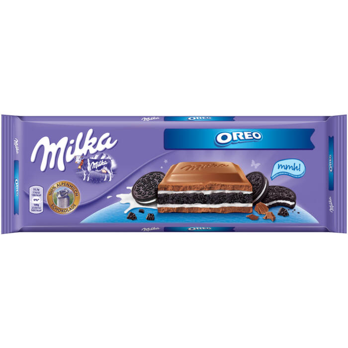 Milka Oreo csoki 300g
