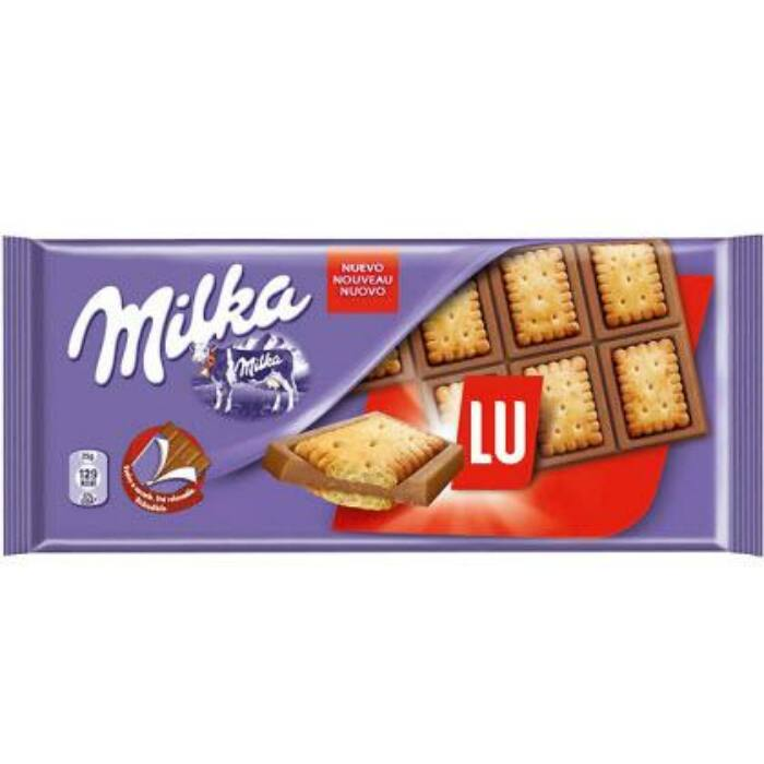 Milka & LU 87g