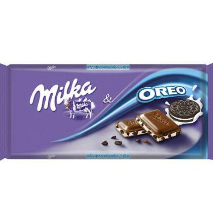 Milka Oreo csoki 100g