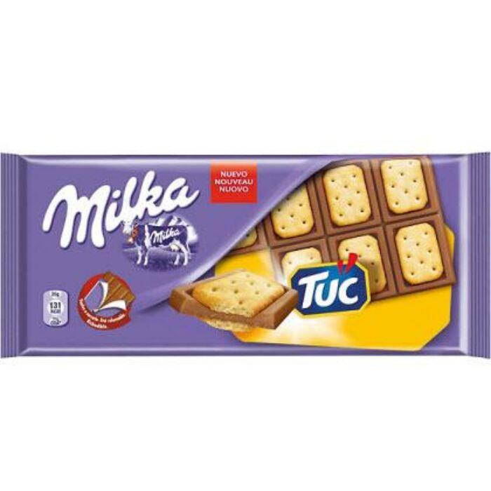 Milka Tuc csoki 100g