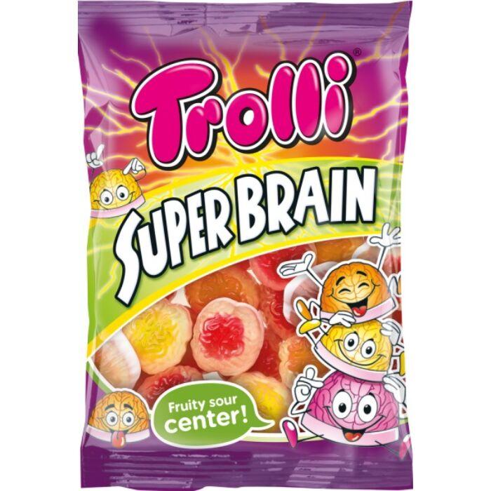 Trolli Super Agy Töltött Gumicukor 100 g