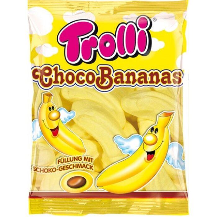 Trolli csokival töltött banános hab 150g