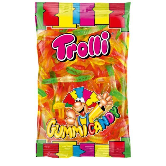 Trolli Gumicukor Gumi(Neon) kukac 1000g