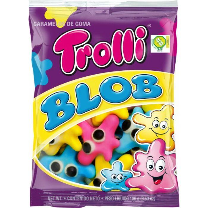 Trolli Blob Gluténmentes Gumicukor 100g