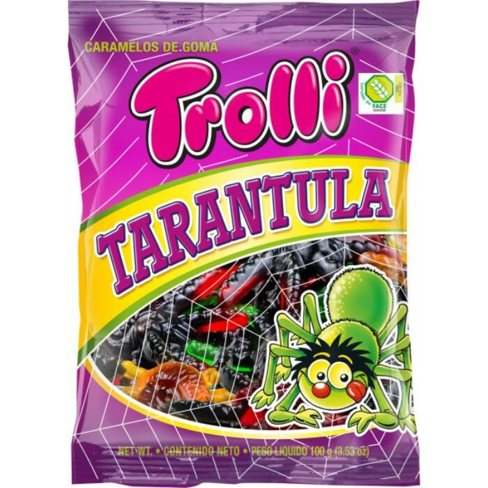 Trolli Tarantula Gluténmentes Gumicukor 100g