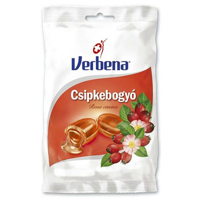Verbena töltött cukorka Csipkebogyó 60g