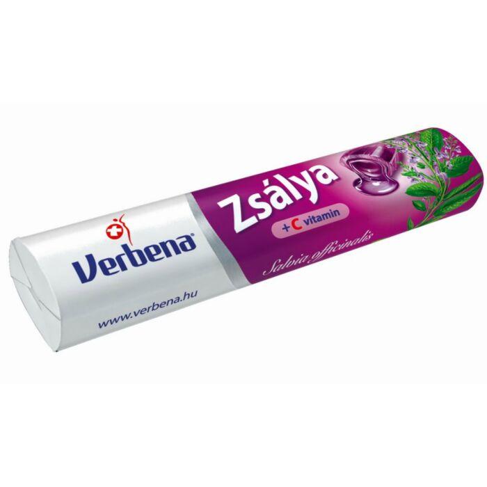 Verbena Rolls töltött cukorka  Zsálya 32g