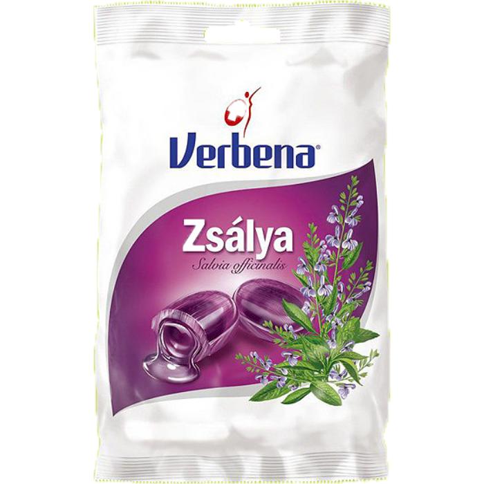 Verbena töltött cukorka Zsálya 60g