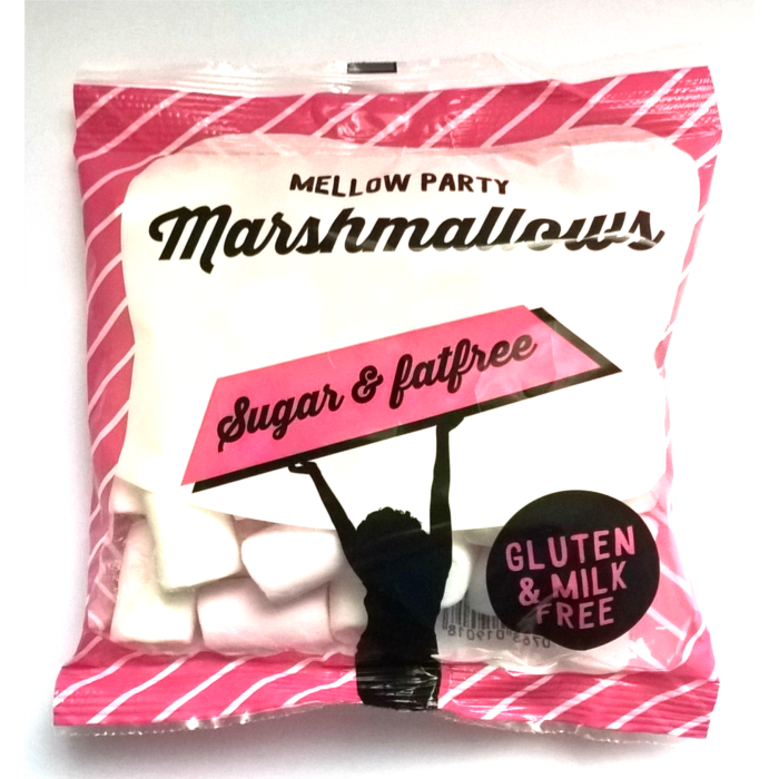 Mellow Party cukormentes habcukor 75g
