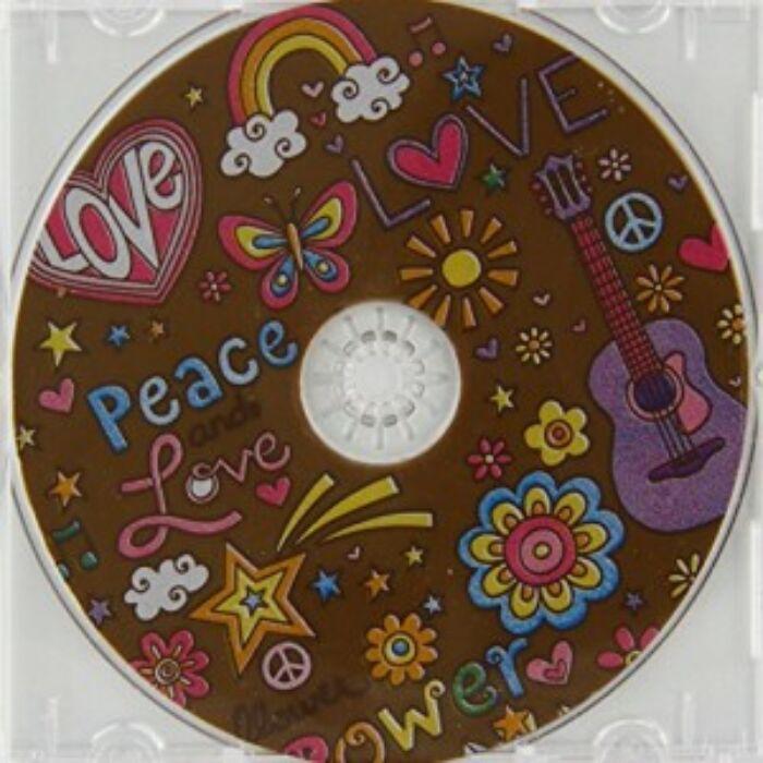 Tejcsoki dekorált cd 40g