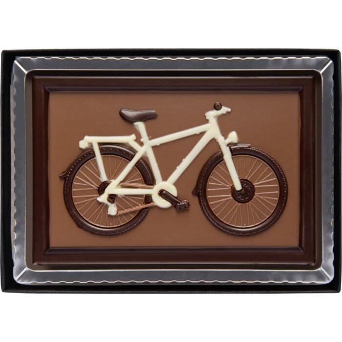 Tejcsokoládé Kerékpár 75g