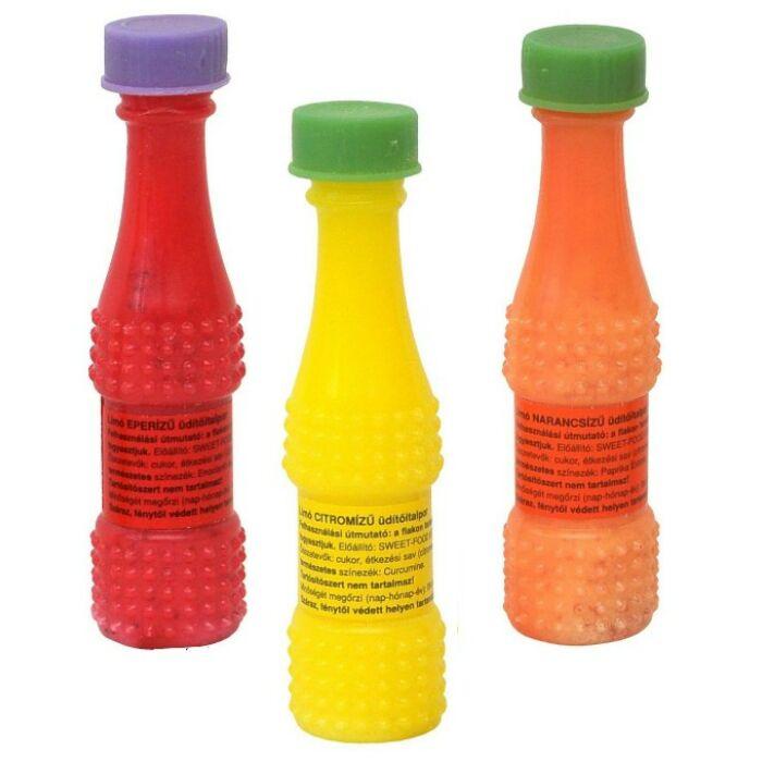 Limó  Eper, Narancs és Citrom Ízű Üdítő Italpor 13g (1db)
