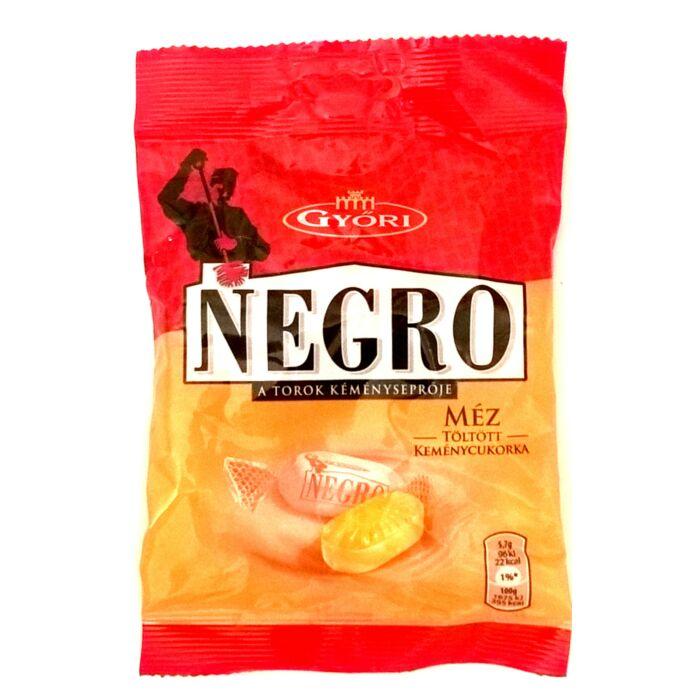 Negro Méz Töltött Keménycukorka 159g