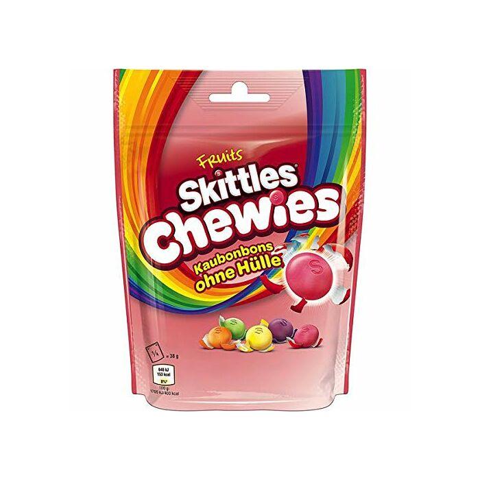 Skittles Gyümölcs Ízű Rágógumi 152g