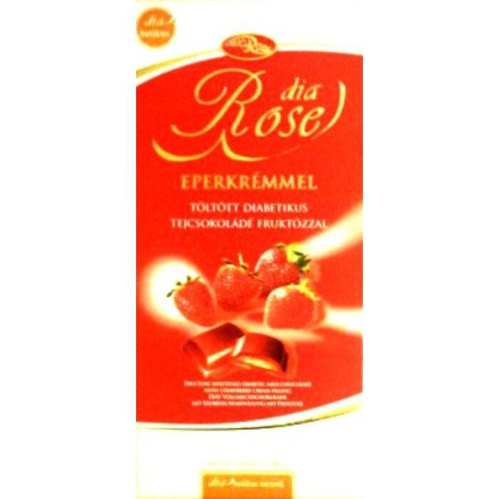 Dia Rose Diabetikus epres tejcsoki, fruktózzal 100g