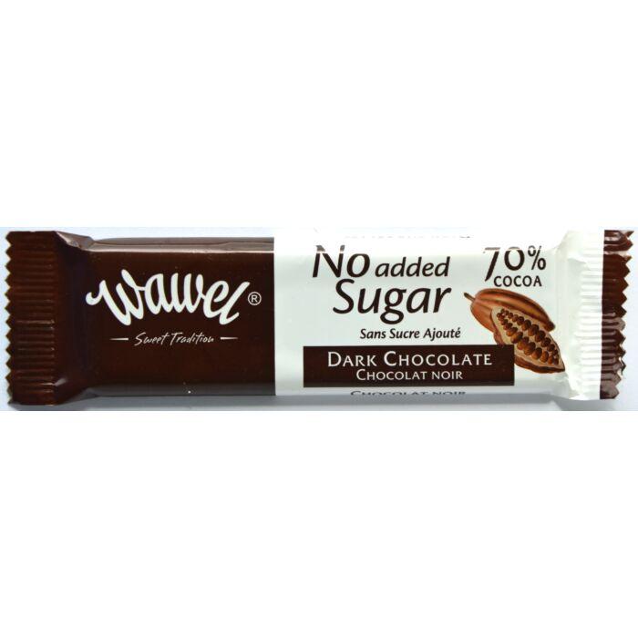Wawel Diabetikus étcsokoládé édesítőszerrel 30g