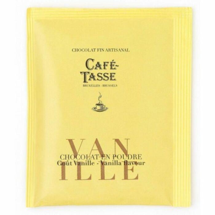 Café Tasse Belga Vaníliás Forró Csokoládé Tasakban 20g