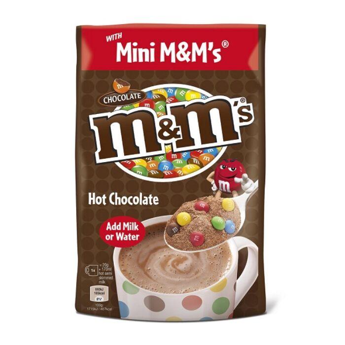 M&M's Forró Csokoládé Italpor M&M's Cukorkákkal 140g