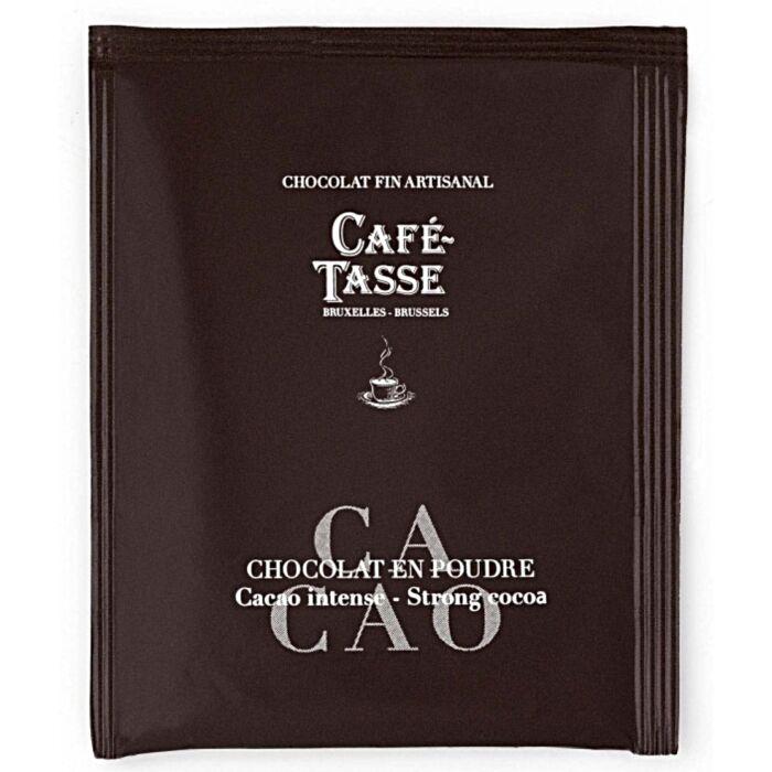 Café Tasse Belga Étcsokoládés Forró Csokoládé Tasakban 20g