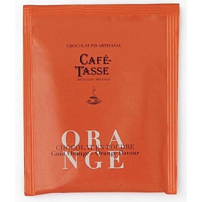 Café Tasse Belga Narancsos Forró Csokoládé Tasakban 20g